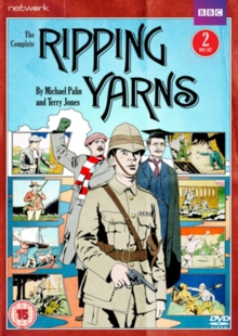 Ripping Yarns: The Complete Series, DVD