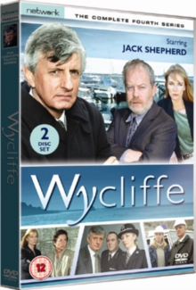 Wycliffe: The Complete Fourth Series, DVD DVD