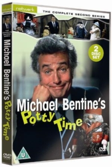 Michael Bentine's Potty Time: Series 2, DVD