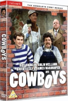 Cowboys: The Complete Series 1, DVD