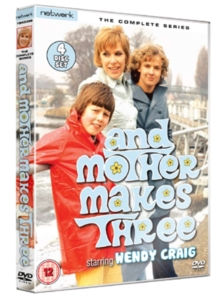 And Mother Makes Three: The Complete Series, DVD