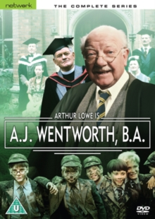 A.J. Wentworth, BA: The Complete Series, DVD