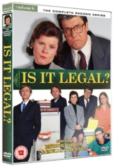 Is It Legal?: Series 2, DVD