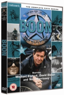 Boon: The Complete Series 5, DVD