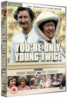You're Only Young Twice: The Complete Third Series, DVD