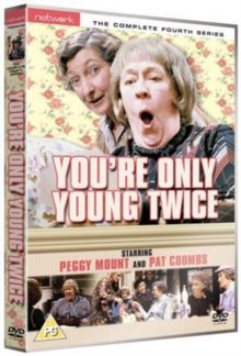 You're Only Young Twice: The Complete Fourth Series, DVD