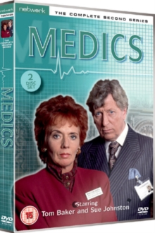 Medics: The Complete Second Series, DVD