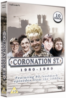 Coronation Street: The Best of Coronation Street 1980-1989, DVD