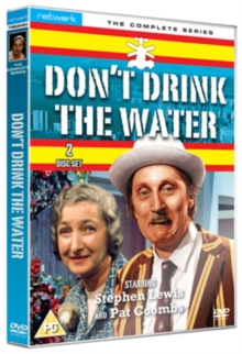 Don't Drink the Water: The Complete Series, DVD