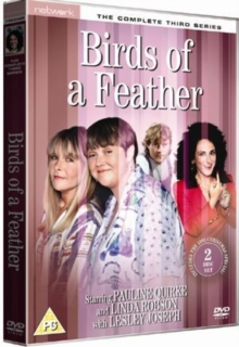 Birds of a Feather: Series 3, DVD