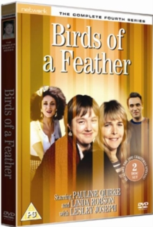 Birds of a Feather: Series 4, DVD