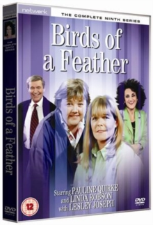 Birds of a Feather: Series 9, DVD