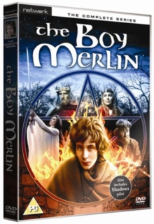 The Boy Merlin: The Complete Series, DVD DVD
