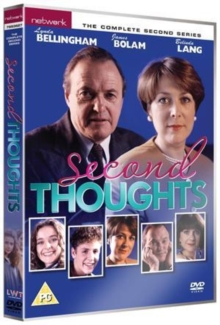 Second Thoughts: The Complete Second Series, DVD  DVD