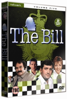The Bill: Volume 5, DVD