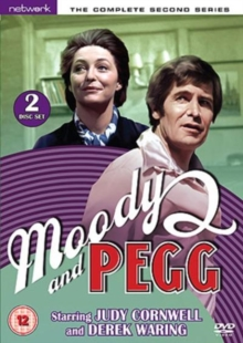 Moody and Pegg: Series 2, DVD