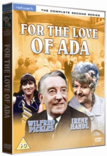 For the Love of Ada: The Complete Second Series, DVD