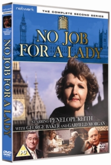 No Job for a Lady: Series 2, DVD  DVD