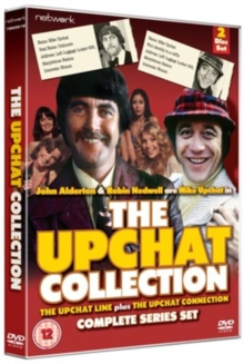 The Upchat Collection, DVD DVD