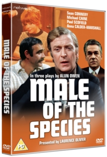 The Male of the Species - Three Plays By Alun Owen, DVD