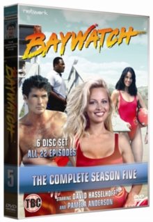 Baywatch: The Complete Series 5, DVD