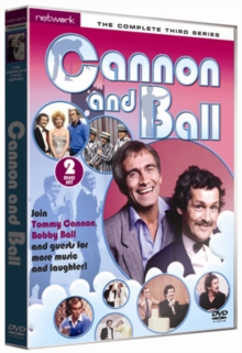 Cannon and Ball: The Complete Third Series, DVD