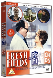 Fresh Fields/French Fields: The Complete Series, DVD