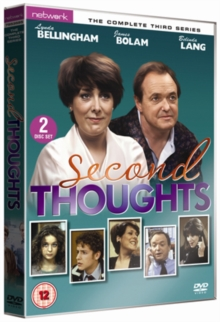 Second Thoughts: The Complete Third Series, DVD