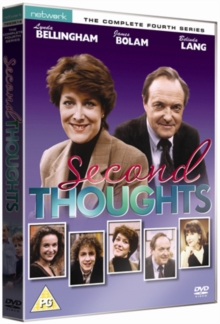 Second Thoughts: The Complete Fourth Series, DVD