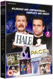 Hale and Pace: The Complete First Series, DVD