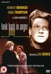 Look Back in Anger, DVD