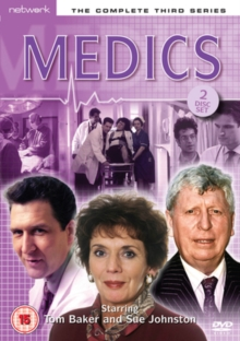 Medics: The Complete Third Series, DVD