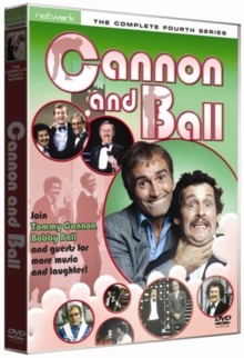 Cannon and Ball: The Complete Fourth Series, DVD