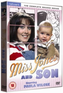 Miss Jones and Son: Series 2, DVD