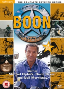 Boon: The Complete Series 7, DVD