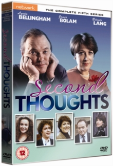 Second Thoughts: The Complete Fifth Series, DVD  DVD