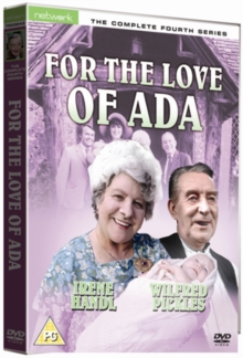For the Love of Ada: The Complete Fourth Series, DVD
