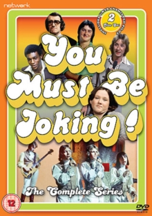 You Must Be Joking: The Complete Series, DVD