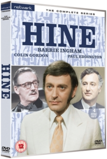 Hine: The Complete Series, DVD