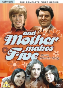 And Mother Makes Five: The Complete First Series, DVD