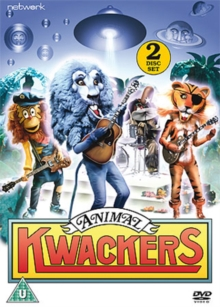 Animal Kwackers: The Complete Series, DVD