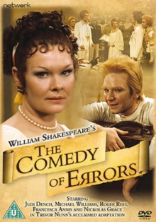 The Comedy of Errors, DVD