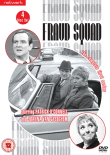 Fraud Squad: The Complete Series 1, DVD