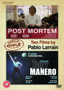 Made in Chile - Two Films By Pablo Larraín, DVD  DVD