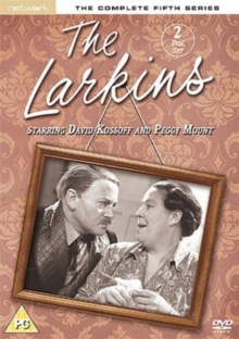 The Larkins: Series 5, DVD DVD