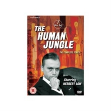 Human Jungle: The Complete Series, DVD  DVD