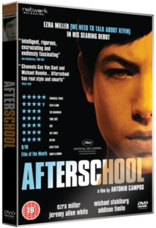 Afterschool, DVD