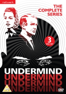 Undermind: The Complete Series, DVD