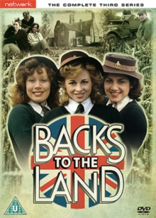Backs to the Land: Series 3, DVD