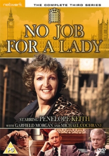 No Job for a Lady: Series 3, DVD